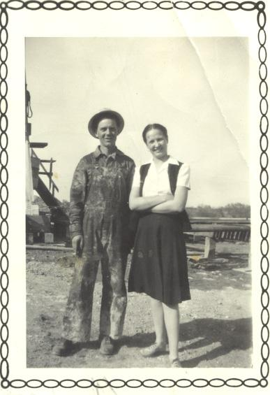 Kirk Morgan and Lena E. Villyard