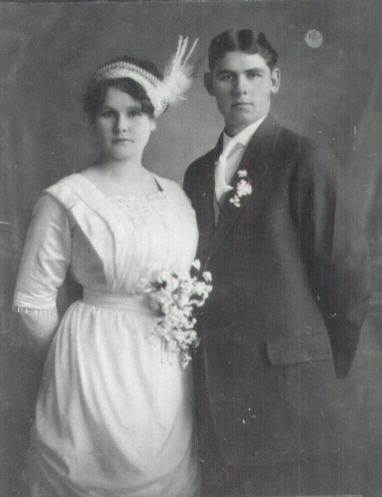 Gerald and Bertha Leonard