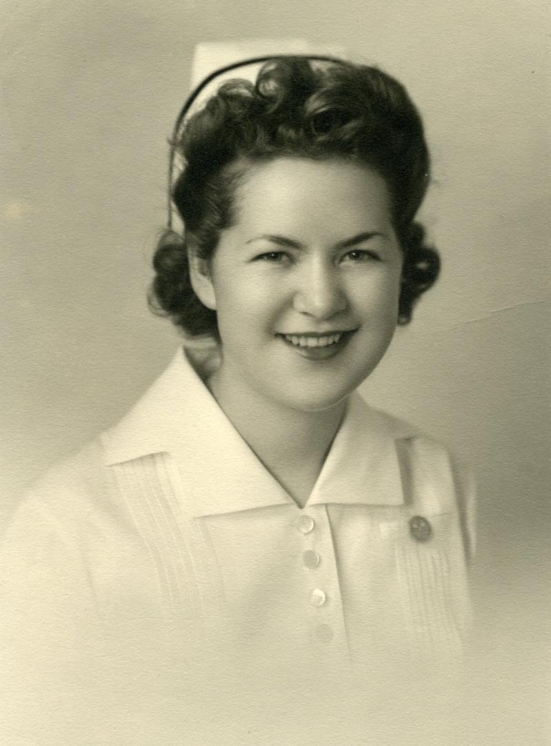 Ruby Lona Winget