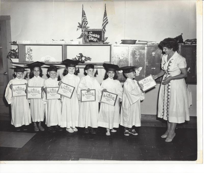 Visa Joy Mae  Penrod and her little school children