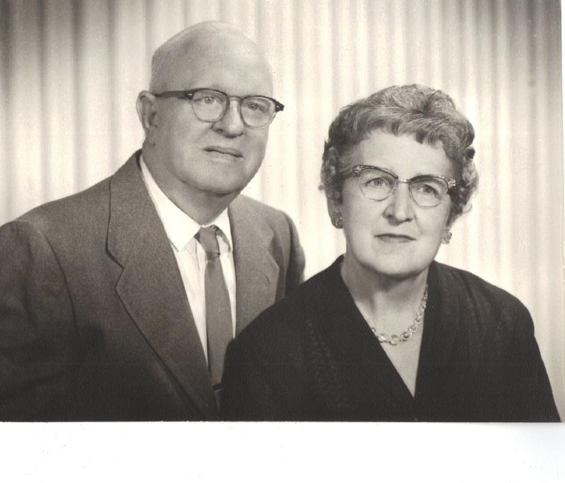 Henry and Nina Bagley Erickson