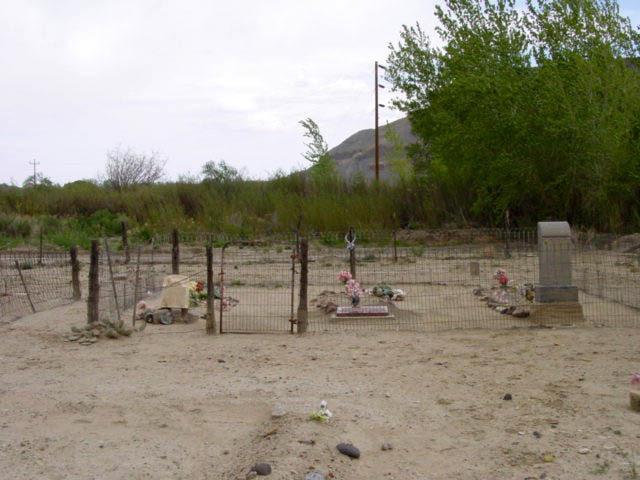 Hanks Family Cemetery Plots, Caineville, Wayne, Utah