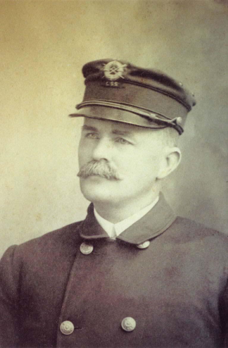 Albertus Swain Cahoon