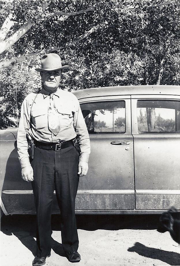 Grandpa Jack the Cop