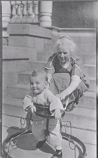 Earl Taylor Finlayson and Josephine Elizabeth Hickman