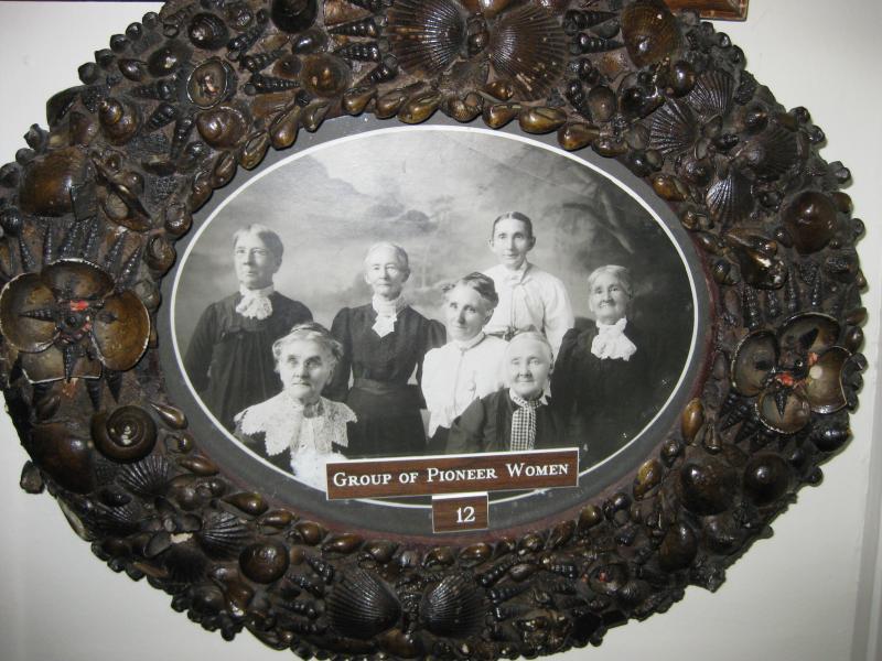 Group of Pioneer Women - Springville, Utah