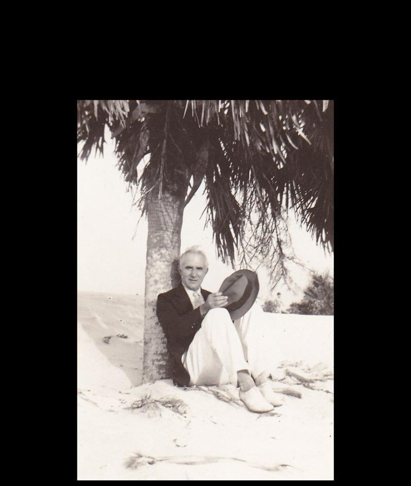 John A Beckham husband of Laura Melton
