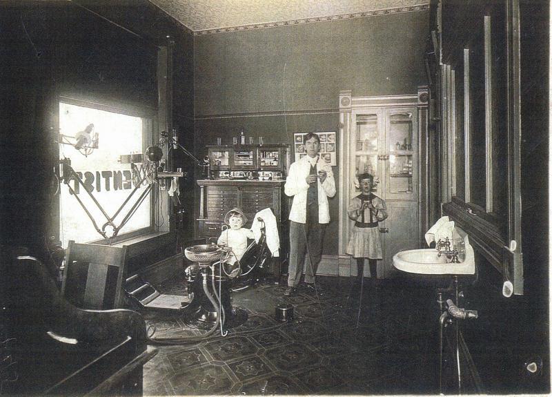 Wesley Ensign's Dental Office