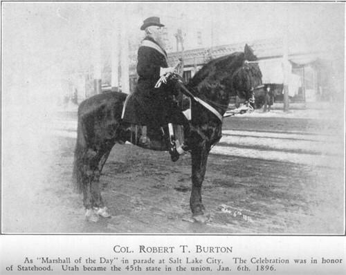 Robert Taylor Burton