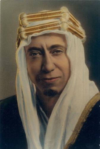 Daniel Reuben Schauerhamer in Arabia