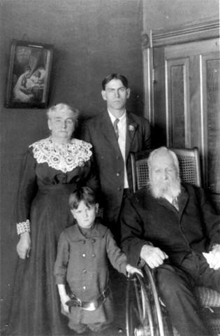 Sarah M. Foraker Miller, Harvey Miller; Lloyd N. Miller & Samuel Foraker
