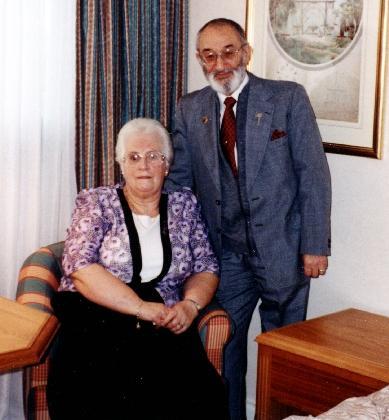 Joan & Denis Wiltshire - 50th Wedding Anniversary