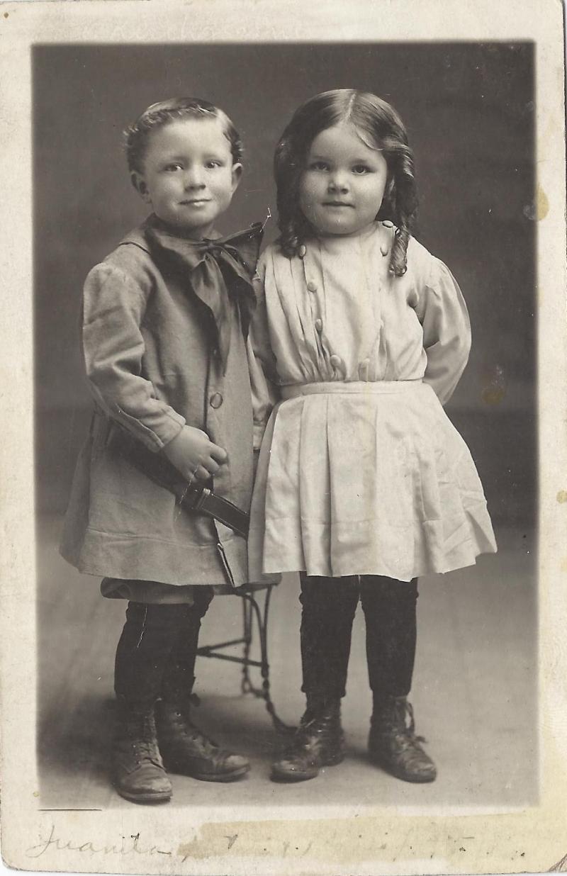 Philip Valentine Kirchgestner and Grace Juanita Hatch
