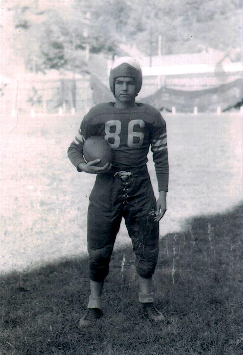 Clarence Vickers Football