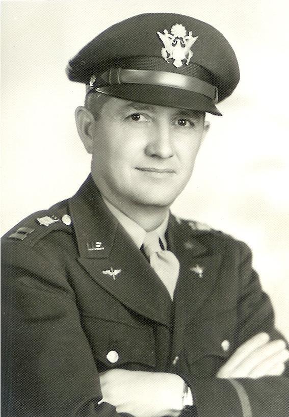 Tillman Keener Melton in 1943