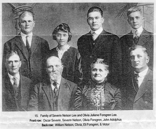 Severin Lee Family Portrait