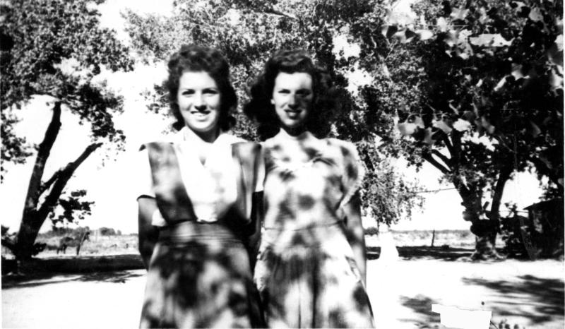 Lorraine and Laverne Whitney