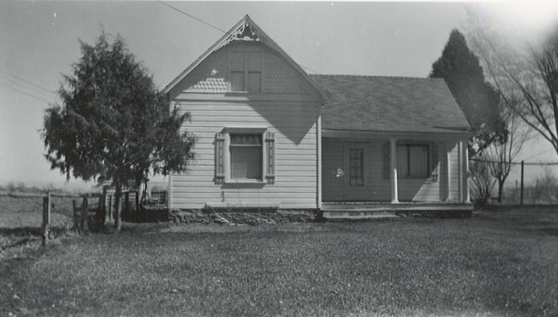 Joseph F Jensen home, 5 April 1959