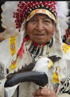 Befriending an Indian Chief