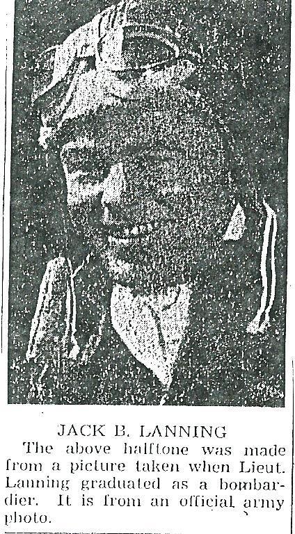 Jack Lanning 1919 - 1942